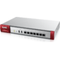 ZYXEL  USG110 UTM BDL Firewall Appliance 10 / 100 / 1000,  4x LAN / DMZ,  2x WAN,  1xOPT UTM Bundle  (AS, AV, CF, IDP) 1YR