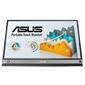 "ASUS MB16AMT Touch 15.6"" IPS USB-Portable Monitor,  1920x1080,  5ms,  250cd / m2,  700:1,  178° / 178°,  Micro HDMI,  USB-C,  60Hz,  колонки,  ZenScreen pen,  SmartCase,  Compatible Thunderbolt 3,  DarkGray,  90LM04S0-"