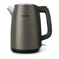Чайник Philips /  2200 Вт,  1, 7 л,  кнопка с подсветкой. Корпус: сталь,  Цвет: титан