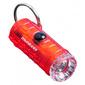 Фонарь брелок Munkees 1094 красный лам.:светодиод.x3