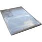 Маркер Lanmaster LAN-MPL-87X9-WH 87x9мм полиэстр  (упак:20шт) для лазерных принтеров белый