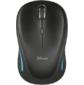 Trust Wireless Mouse Yvi FX,  USB,  800-1600dpi,  Illuminated,  Black [22333]