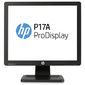 """HP ProDisplay P17a 17.5"""" LED Monitor  (TN, 250 cd / m2, 1000:1, 5ms, 1280х1024, 170° / 160°, VGA, EPEAT Gold)"""