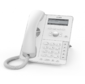 SNOM Global 715 Desk Telephone White