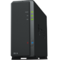 Synology DS118 DC1, 4GhzCPU / 1Gb / upto 1HDD SATA (3, 5'') / 2xUSB3.0 / 1GigEth / iSCSI / 2xIPcam (upto 15) / 1xPS repl DS116