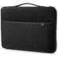 """Чехол для ноутбука 14"""" HP Gold Carry Sleeve черный / золотистый  (3XD33AA)"""