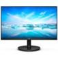 """Philips 242V8LA 23.8"""" 1920x1080 75Гц VA LED 16:9 4ms D-Sub HDMI DP Mega Infinity DCR 3000:1 178 / 178 250cd Tilt Speakers Black"""