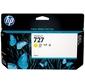 Cartridge HP 727 желтый для HP DJ T920 / T1500 130 мл
