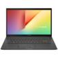 ASUS VivoBook 14 K413JQ-EB256 Core i5-1035G1 / 8Gb / 512GB SSD / 14.0 FHD  (1920x1080) AG IPS / GF MX430 2Gb / Wi-Fi / BT / Cam / DOS / Black / 1.4Kg