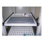 Полка клавиатурная с телескопическими направляющими,  регулируемая глубина 580-620мм ТСВ-К4