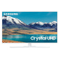"Телевизор ЖК 50"" Samsung /  50"",  Ultra HD,  Smart TV,  Wi-Fi,  Voice,  PQI 2800,  DVB-T2 / C / S2,  Bluetooth,  CI+ (1.4),  20W,  2HDMI,  White"