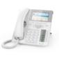SNOM Global 785 Desk Telephone White