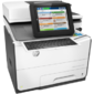 HP PageWide Enterprise Color Flow MPF 586z  (p / c / s / f, A4, 600dpi, 50  (up to 75)ppm, Duplex, 2trays 50+500, ADF100, 2 Gb,  HDD, enhanced Scanner,   keyboard,  USB2.0 / GigEth / 2 ext. USB, 1y war,  repl. B5L06A)