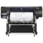 "HP Designjet T7200 Production Printer  (42"",  2400x1200dpi,  123, 3 m2 / h,  64GB,  320GB,  stand,  2 rolls,  bin,  6 cartridges / 4 heads,  Gbit Eth / USB / EIO repl. CQ105A)"