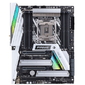 ASUS PRIME X299-DELUXE II,  LGA2066,  X299,  8*DDR4 ,  SLI+CrossFireX,  SATA3 + SATA Express + RAID,  Audio,  Gb LAN*2,  USB 3.1*11,  USB 2.0*4,  ATX ; 90MB0ZB0-M0EAY0