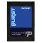 """Patriot PBU120GS25SSDR BURST,  SSD,  120GB,  SATA3,  TLC,  2.5"""",  7мм"""