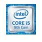 Intel Core i5-9600K 3.7GHz,  9MB,  6 cores,  LGA1151,  UHD630 350MHz,  TDP 95W,  OEM