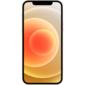 """Apple iPhone 12 MGJC3RU / A A14 Bionic,  128GB,  OLED Super Retina XDR 6.1""""  (2532x1170),  TrueDepth 12Mp,  IP68,  Ceramic Shield,  iOS 14,  White"""