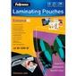 Пленка для ламинирования Fellowes 80 мкм A3 100 шт. глянцевая  (FS-53062)