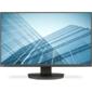 """NEC MultiSync EA271F-BK black 27"""" LCD LED monitor,  IPS,  1920x1080,  16:9,  6ms,  250cd / m2,  1000:1, 178 / 178,  D-SUB,  DVI,  HDMI,  DP,  4хUSB,  3-sided narrow,  HAS 150mm; Swivel, Tilt,  Pivot, Human Sensor,  Speakers 1Wx2"""