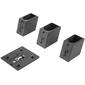 ThinkCentre Tiny / Nano Monitor Clamp II  ( this mounting device need combined with Tiny VESA Mount II  ( 4XF0N03161) or Nano VESA Mount  ( 4XF0V81630)