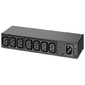APC RACK PDU,  BASIC,  0U / 1U,  120-240V / 15A,  220-240V / 10A,   (8) C13
