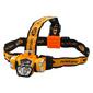 Фонарь налобный AceCamp Extreme оранжевый / черный 1Вт лам.:светодиод. AAAx3  (1035)