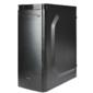 IRBIS Office 200 MT,  Intel Core I3-8100,  4Gb,  SSD 120гб,  Intel UHD Graphics 630,  PSU 450W,  DOS,  black,   1 year