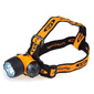 Фонарь налобный AceCamp 1018 черный / оранжевый 1Вт лам.:светодиод. AAAx3