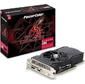 PowerColor PCI-E AXRX 550 2GBD5-DH AMD Radeon RX 550 2048Mb 128bit GDDR5 1190 / 6000 DVIx1 / HDMIx1 / DPx1 / HDCP Ret