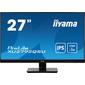 "Монитор Iiyama 27"" XU2792QSU-B1 черный IPS LED 16:9 DVI HDMI M / M матовая 350cd 178гр / 178гр 2560x1440 DisplayPort WQHD USB 5кг"