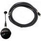 """Extended length Black """"drop cable"""" for connecting Spherical Ceiling Microphone Array element to electronics interface. 6ft  (1.8m) long. Used with 2200-23809-001 & 2200-23810-001 only. Replaces 2457-24701-001"""