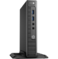 HP 260 G2 MiniDT Intel Core i3-6100U,  4GB,  256гб SSD,  USB kbd / mouse,  Stand,  Wireless 802.11 b / g / n 1x1 with Bluetooth,  FreeDOS,  3-3-3yw