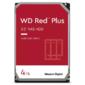 "Жесткий диск WD Original SATA-III 4Tb WD40EFZX NAS Red Plus  (5400rpm) 128Mb 3.5"""
