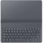 Чехол-обложка Samsung EF-DT500BJRGRU сo съёмной клавиатурой Tab A7,  серый
