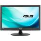 """ASUS VT168H,  15, 6"""" с мультисенсорным интерфейсом,  1366x768,  HDMI,  технология уменьшения усталости глаз ASUS Eye Care,  VESA 75*75 мм"""