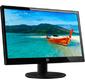 """HP T3U81AA 18.5"""" TN LED backlight,  1366 X 768 60 Hz Jack Black"""