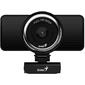 Интернет-камера Genius Веб-камера Genius ECam 8000 черная  (Black) new package,  1080p Full HD,  Mic,  360°,  универсальное мониторное крепление,  гнездо для штатива