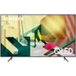 "Телевизор QLED Samsung 55"" QE55Q70TAUXRU Q темно-серый / Ultra HD / 1400Hz / DVB-T2 / DVB-C / DVB-S2 / USB / WiFi / Smart TV  (RUS)"