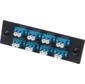 Адаптерная панель для кроссов LAN-FOBM с 8 дуплексными адаптерами SC / OS2