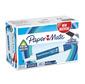 Набор маркеров для досок Paper Mate 2084309 Sharpie скошенный пиш. наконечник синий коробка  (12шт.)