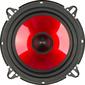 Колонки автомобильные Ural AS-C1327K Red  (без решетки) 120Вт 91дБ 4Ом 13 см  (5.25 дюйм.)  (ком.:2кол.) компонентные однополосные