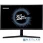 "LCD Samsung 27"" C27FG73FQI (ru) черный {VA LED 1920x1080 1ms 16:9 350cd 178гр / 178гр DisplayPort HDMI}"