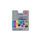 Cactus CS-BCI24CL многоцветный для Canon S200 / S200x / S300 / S330 / S330 / Photo i250 / i320 / i350 / i450 / i455 / i470D / i475D / SmartBase MPC190 / 200 Photo / MP360 / 370 / 390 / Pixma MP110 / 130 / iP1000 / iP1500 / iP2000  (12.6мл)