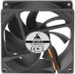 Вентилятор Glacialtech GT ICE 9 90x90x25mm 3-pin 4-pin  (Molex)23dB 87gr Ret