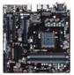 Материнская плата Gigabyte GA-F2A68HM-D3H Soc-FM2+ AMD A68H 4xDDR3 mATX AC`97 8ch (7.1) GbLAN RAID+VGA+DVI+HDMI