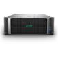 Proliant DL580 Gen10 Gold 5120 Rack (4U) / 2xXeon14C 2.2GHz (19, 25Mb) / 4x16GbR1D_2666 / P408i-pFBWC (2Gb / RAID 0 / 1 / 10 / 5 / 50 / 6 / 60) / noHDD (8 / 48up)SFF / 12HPFans / iLO4Adv / 4x1GbFlexLOM / 7xPCIe / EasyRK+CMA / 4x800W
