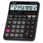 Casio DJ-120D PLUS Калькулятор настольный черный 12-разр.