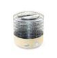 Сушка для фруктов и овощей Ротор СШ-002 5под. 520Вт прозрачный