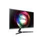 """МОНИТОР 27.9""""Samsung U28H750UQI Black  (LED,  Wide,  3840x2160,  1ms,  170° / 160°,  300 cd / m,  100, 000, 000:1,  +DP,  +НDMI,  )"""